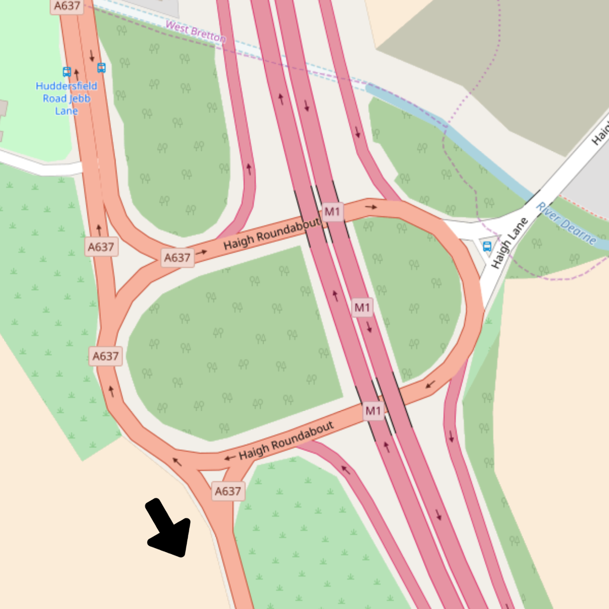 Map Instruction One